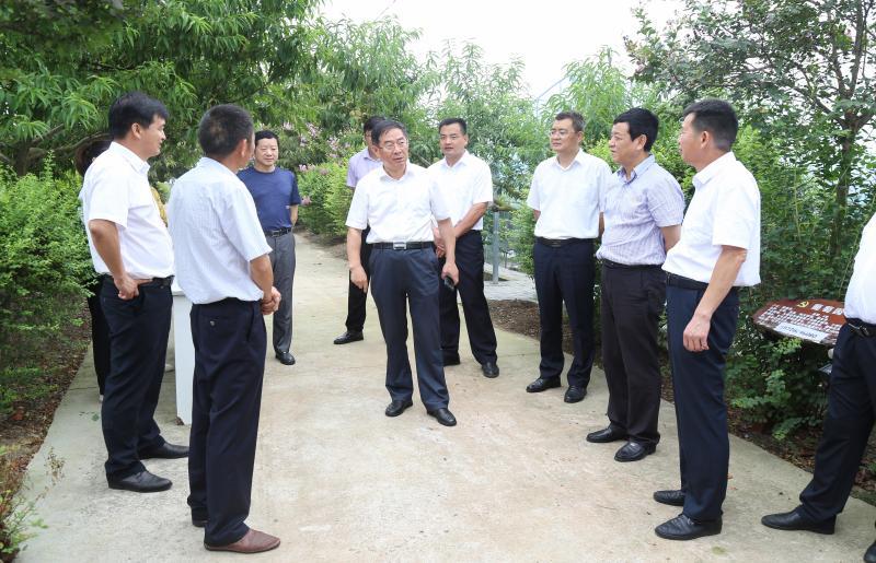 """李修松率队来明开展""""四级委员在行动""""专项民主监督调研"""